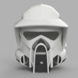 fichier 3d Casque ARF Trooper, VillainousPropShop