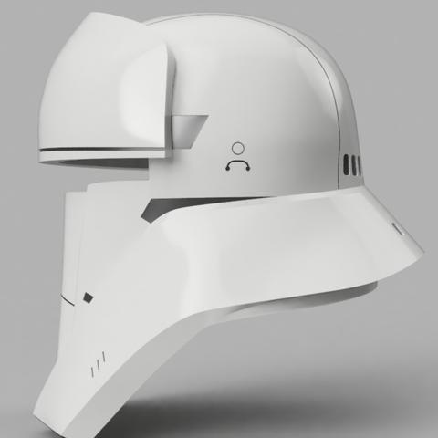 Capture d'écran 2017-09-14 à 14.23.30.png Download free STL file Tank Trooper Helmet Star Wars Rogue One • 3D printer template, VillainousPropShop
