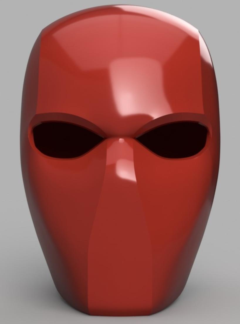 Capture d'écran 2017-09-15 à 16.32.28.png Download free STL file Red Hood Helmet (Batman) • 3D printer object, VillainousPropShop
