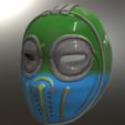 Free 3d model Thor Ragnarok Sakaar Junker Mask, killonious
