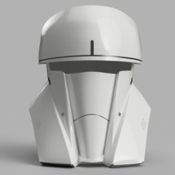 archivos 3d Tank Trooper Casco Star Wars Rogue One gratis, VillainousPropShop