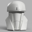 Download free STL Tank Trooper Helmet Star Wars Rogue One, VillainousPropShop