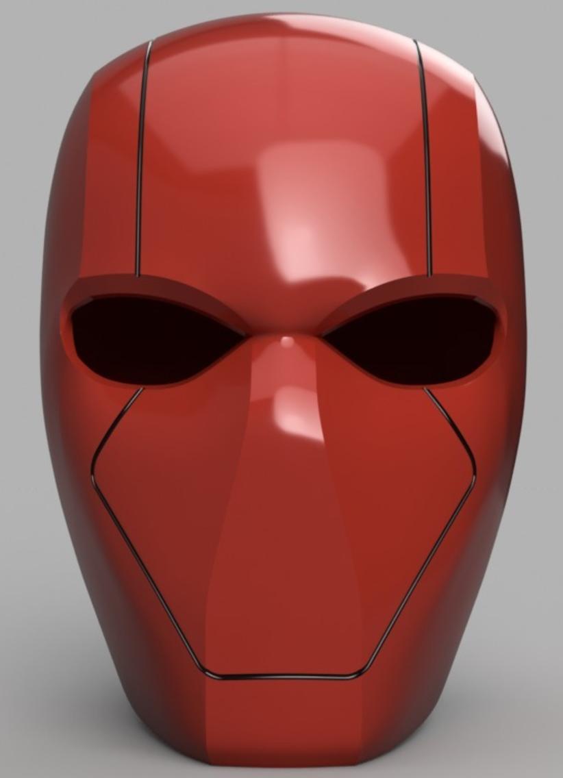 Capture d'écran 2017-09-15 à 16.59.22.png Download free STL file Red Hood Helmet (Batman) with Details • Template to 3D print, VillainousPropShop