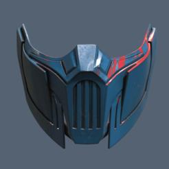 3D printer files MK 11 Sub Zero, VillainousPropShop