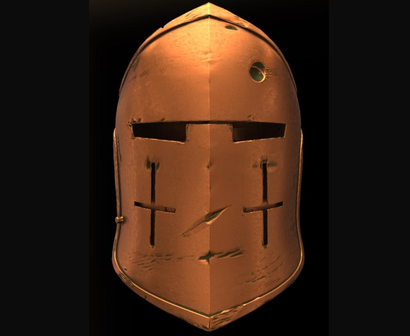 Capture d'écran 2017-09-14 à 15.55.06.png Download free STL file For Honor Warden Helm - Knight • 3D print template, VillainousPropShop