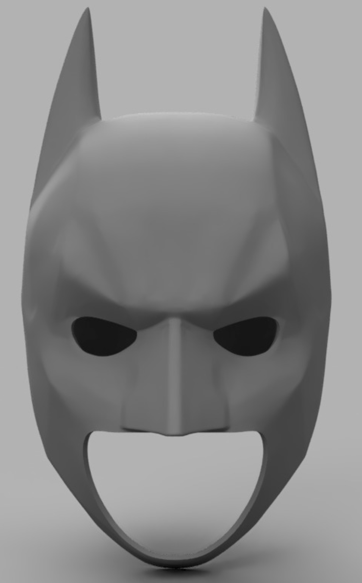 Capture d'écran 2017-09-15 à 19.19.53.png Télécharger fichier STL gratuit The Dark Knight Rising Batman Cowl • Objet pour impression 3D, VillainousPropShop