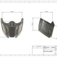 Impresiones 3D MK 11 Sub Cero, VillainousPropShop