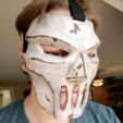 Download free 3D printer files Casey Jones Mask (TMNT), VillainousPropShop