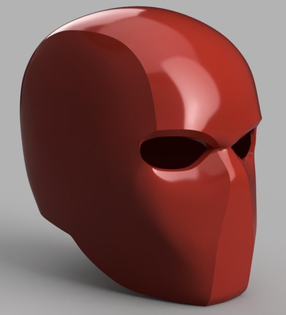Capture d'écran 2017-09-15 à 16.32.22.png Download free STL file Red Hood Helmet (Batman) • 3D printer object, VillainousPropShop