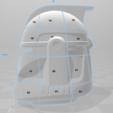 Télécharger fichier imprimante 3D gratuit Clone Trooper Casque Casque Phase 1 Star Wars, VillainousPropShop