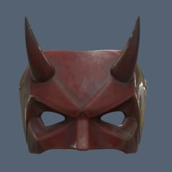 Archivos 3D Máscara Daredevil, VillainousPropShop