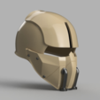 Download free 3D printer designs Synth Field Helmet (Fallout 4), VillainousPropShop