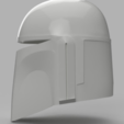 Télécharger fichier imprimante 3D gratuit Death Watch Mandalorian Helmet Star Wars, VillainousPropShop