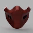 Red_Hood_Mask_2018-Aug-30_03-59-29AM-000_CustomizedView33621721055.png Download STL file Red Hood Mask • 3D printing object, VillainousPropShop