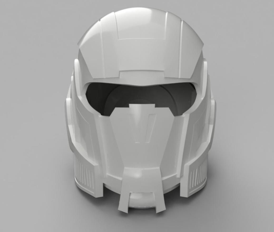 Capture d'écran 2017-09-14 à 15.02.57.png Download free STL file Mass Effect N7 Breather Helmet • Template to 3D print, VillainousPropShop