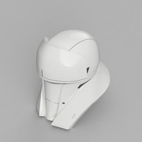 Capture d'écran 2017-09-14 à 14.23.36.png Download free STL file Tank Trooper Helmet Star Wars Rogue One • 3D printer template, VillainousPropShop