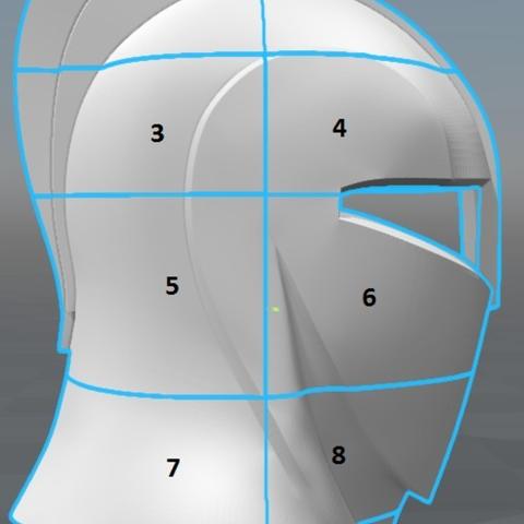 Capture d'écran 2017-09-15 à 09.59.38.png Download free STL file Senate Guard Helmet (Star Wars) • 3D printer design, VillainousPropShop