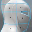 Free 3D printer model Senate Guard Helmet (Star Wars), VillainousPropShop
