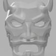 Télécharger modèle 3D gratuit Oncle Oni Mask, VillainousPropShop