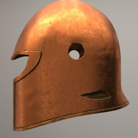 Capture d'écran 2017-09-14 à 15.55.29.png Download free STL file For Honor Warden Helm - Knight • 3D print template, VillainousPropShop