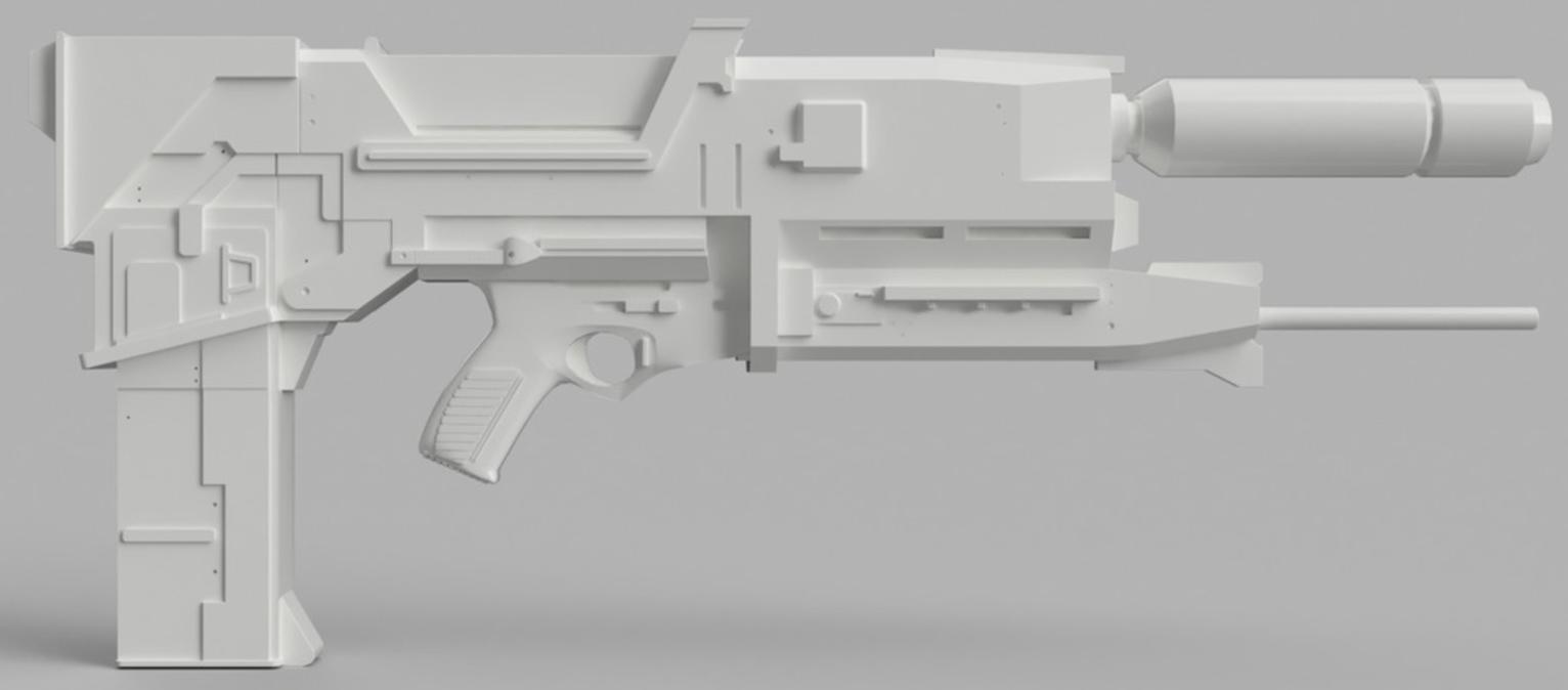 Capture d'écran 2017-09-15 à 09.52.31.png Télécharger fichier STL gratuit Rifle à plasma progressif dans la gamme de 40 watts (Terminator) • Design à imprimer en 3D, VillainousPropShop
