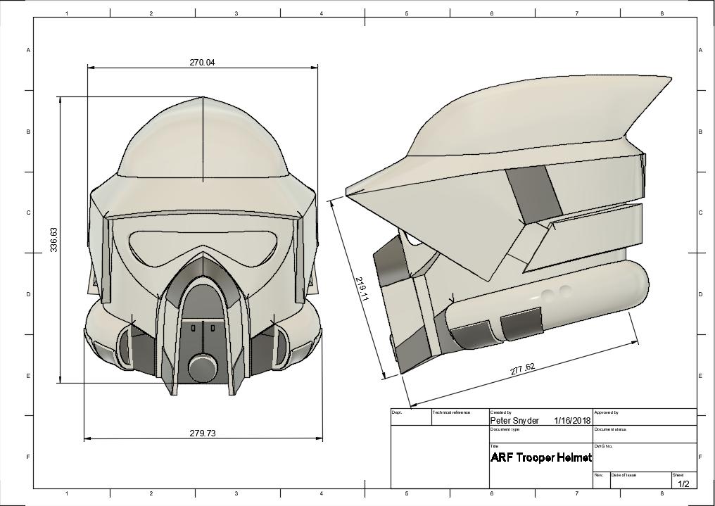 d1.png Download STL file ARF Trooper Helmet • 3D print object, VillainousPropShop