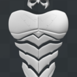 Nightwing Chest Plate  and Mask.png Download STL file Nightwing Chest Armor with Free Mask • 3D print design, VillainousPropShop