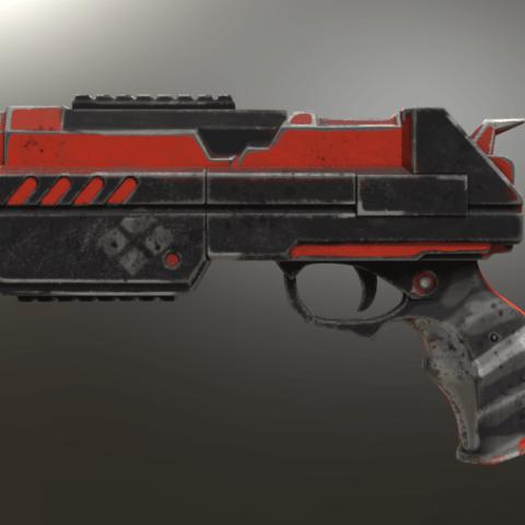 Harley Quinn Injustice 2 Gun