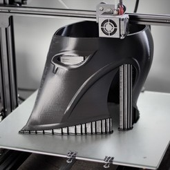 Free STL file CR-10s Simplify 3D FFF profile, VillainousPropShop