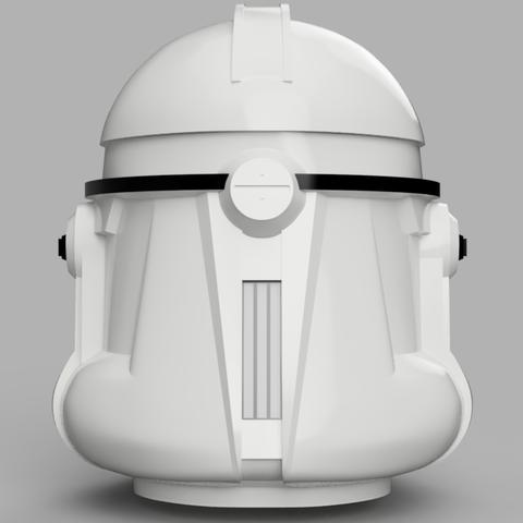 Star-Wars-Phase-2-Clone-Helmet-HD-Foam-unfold_2017-Dec-15_05-15-04AM-000_CustomizedView5377242685.png Download free STL file Clone Trooper Helmet Phase 2 Star Wars • 3D printable template, VillainousPropShop