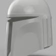 Free STL Death Watch Mandalorian Helmet Star Wars, VillainousPropShop