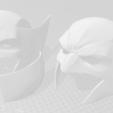 Wolverine Masks.png Download STL file Wolverine Mask • 3D printable model, VillainousPropShop