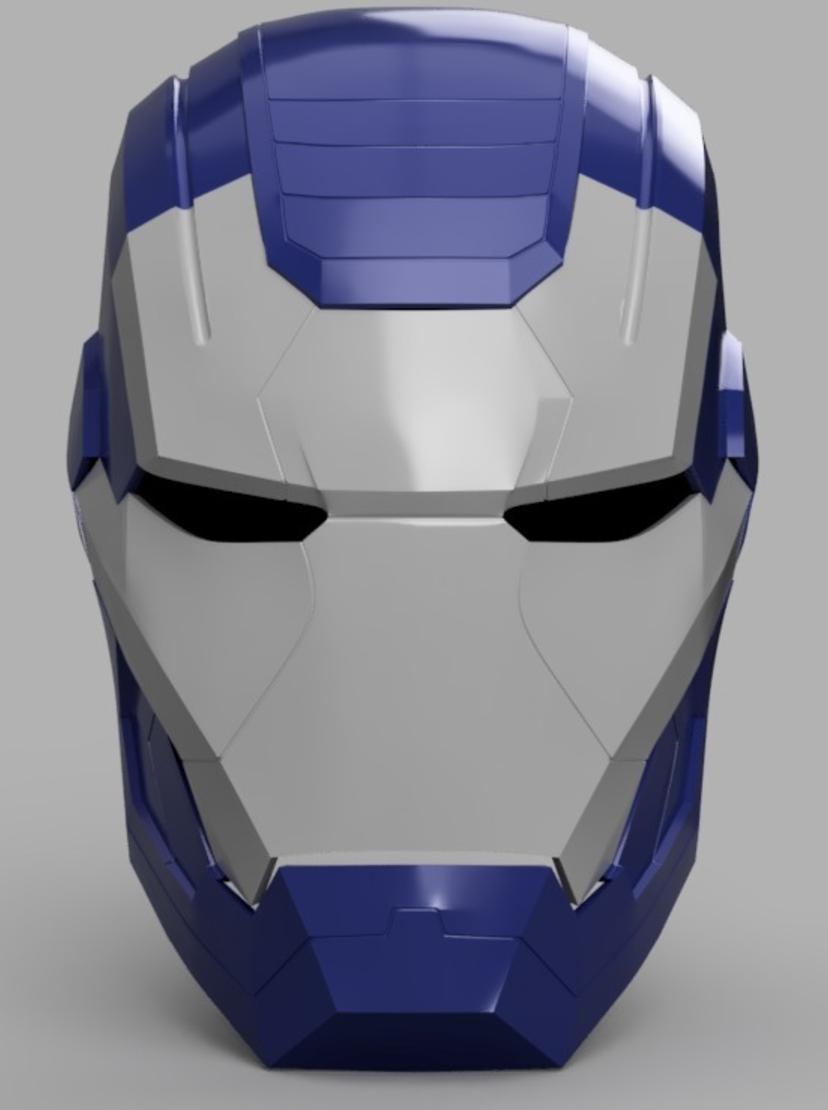 Capture d'écran 2017-09-15 à 17.34.32.png Télécharger fichier STL gratuit Iron Patriot Helmet (Iron Man) • Objet à imprimer en 3D, VillainousPropShop