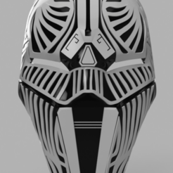 Download free 3D printer designs Sith Acolyte Mask (Star Wars), VillainousPropShop