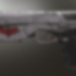 fichier stl Pistolet à capuchon rouge Maxim 9 Pistolet, VillainousPropShop