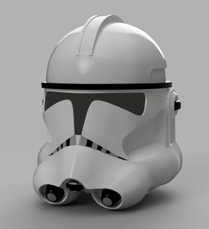 Star-Wars-Phase-2-Clone-Helmet-HD-Foam-unfold_2017-Dec-15_05-14-52AM-000_CustomizedView18554869268.png Download free STL file Clone Trooper Helmet Phase 2 Star Wars • 3D printable template, VillainousPropShop
