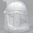 Download free 3D printing templates Clone Trooper Helmet Phase 1 Star Wars, VillainousPropShop