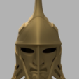 Free 3d print files  Dwarven Helmet (Skyrim), killonious