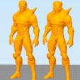Descargar archivo 3D Estatuas de Omega y Carburo de Fortuna, VillainousPropShop