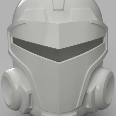Capture d'écran 2017-09-15 à 12.06.53.png Download free STL file Blood Dragon Helmet Mass Effect 2 • Design to 3D print, VillainousPropShop