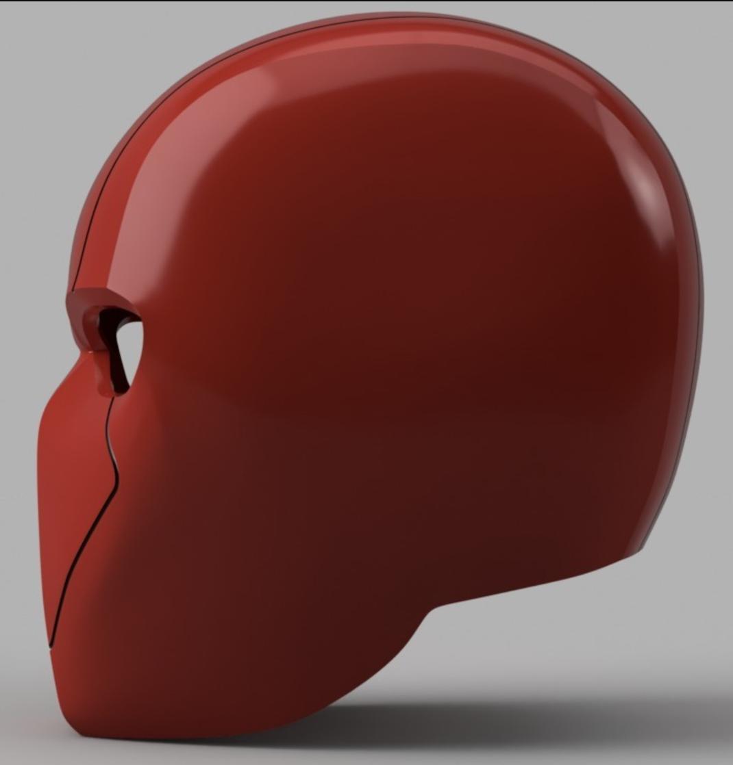Capture d'écran 2017-09-15 à 16.59.27.png Download free STL file Red Hood Helmet (Batman) with Details • Template to 3D print, VillainousPropShop