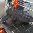 IMG_20180203_094209_901.jpg Download STL file Harley Quinn Injustice 2 Gun • Template to 3D print, VillainousPropShop