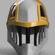 Capture d'écran 2017-09-15 à 10.35.58.png Download free STL file  Iron Musketeer's Helmet (Final Fantasy XI) • 3D printable design, VillainousPropShop