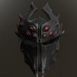 Télécharger STL Casque Spider Knight, VillainousPropShop