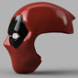Capture d'écran 2017-09-15 à 12.07.47.png Download free STL file Deadpool Mask • 3D printer object, VillainousPropShop
