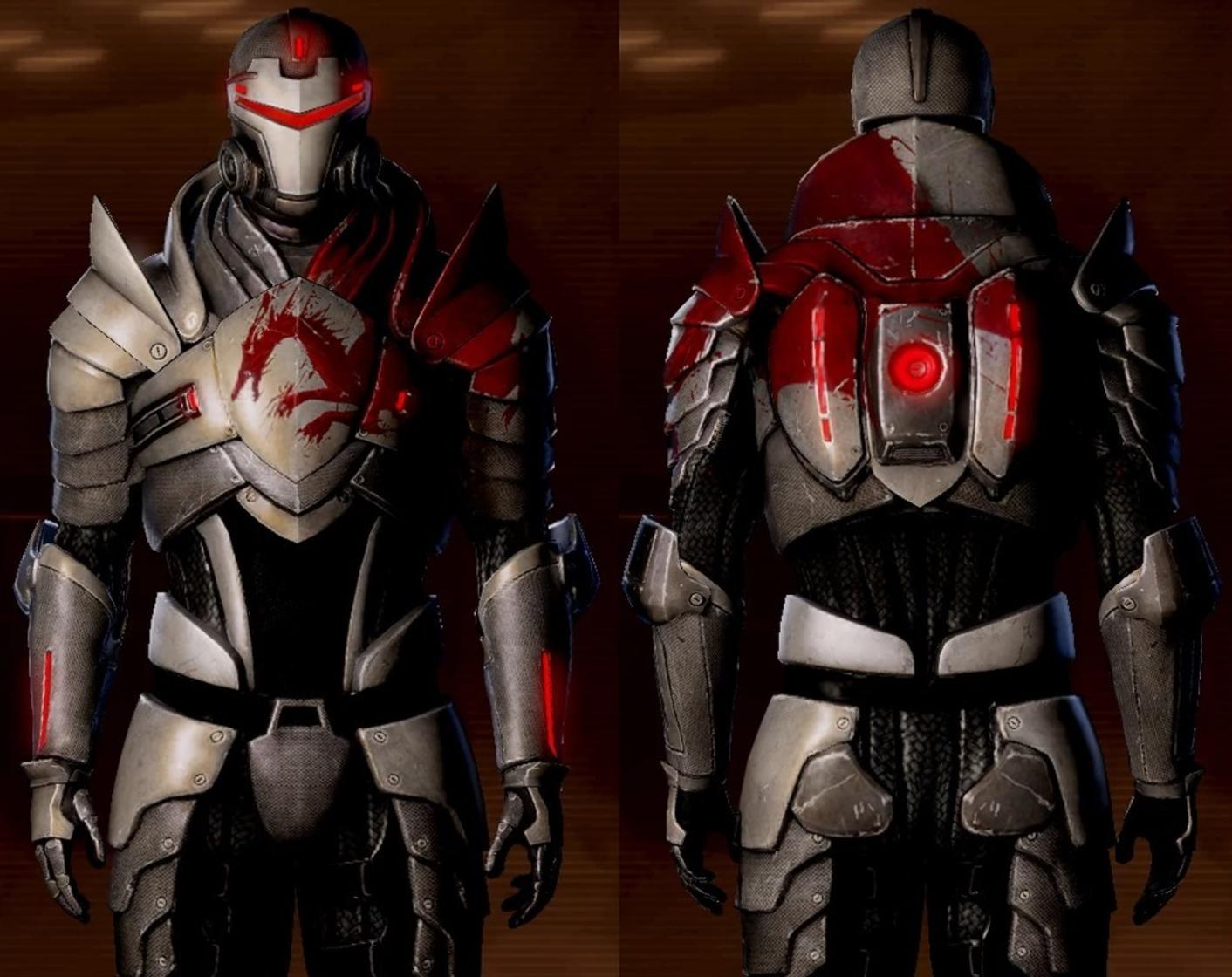 Capture d'écran 2017-09-15 à 12.07.16.png Download free STL file Blood Dragon Helmet Mass Effect 2 • Design to 3D print, VillainousPropShop