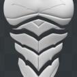 Plan imprimante 3D Armure de poitrine rouge Batman, VillainousPropShop