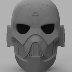 diseños 3d Casco de Darth Nox Kallig Star Wars, VillainousPropShop