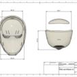 Download 3D print files Wild Card Masks Fortnite , VillainousPropShop