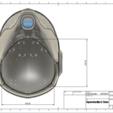 Modelos 3D para imprimir Casco Superior Iron Man, VillainousPropShop